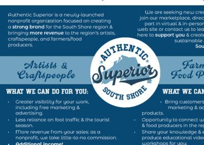 Authentic Superior Promo Postcards