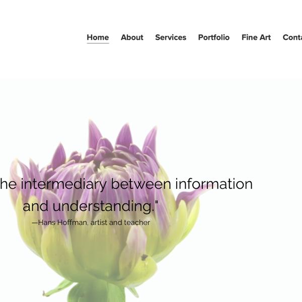 Lange Creative Services Web Design