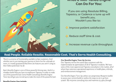 Serra Health Consulting Collateral
